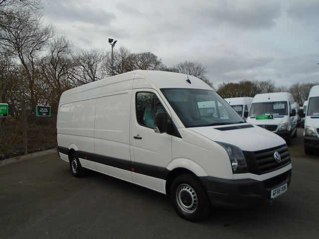 2015 Volkswagen Crafter CR35 LWB 2.0 TDI 136ps High Roof Van (GF65VUK)