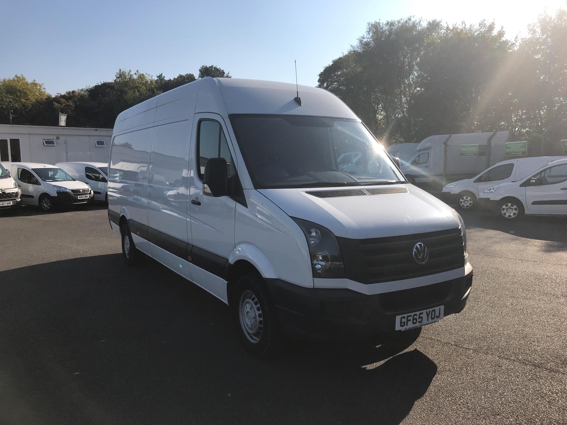2015 Volkswagen Crafter  CR35 STARTLINE LWB 2.0 TDI 136PS HIGH ROOF EURO 5 *VALUE RANGE VEHICLE - CONDITION REFLECTED IN PRICE* (GF65YOJ)
