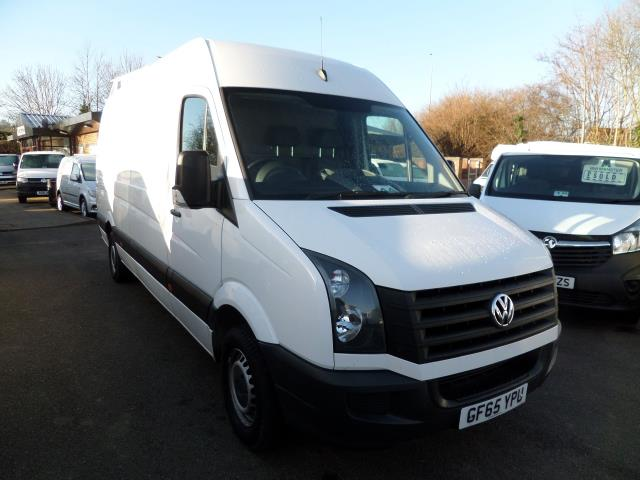 2015 Volkswagen Crafter 2.0 Tdi 136Ps High Roof Van (GF65YPU)