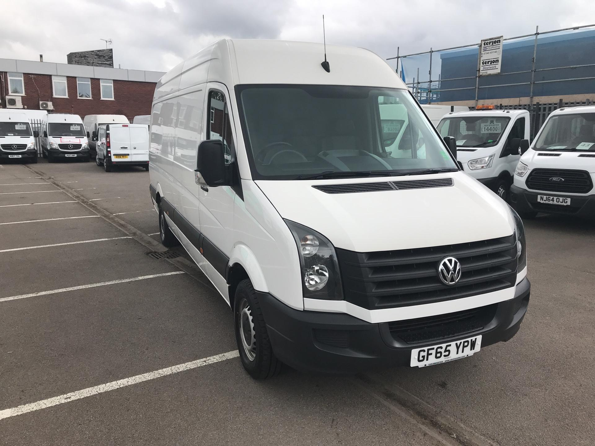2015 Volkswagen Crafter CR35 LWB 2.0 TDI 136PS HIGH ROOF EURO 5 (GF65YPW)