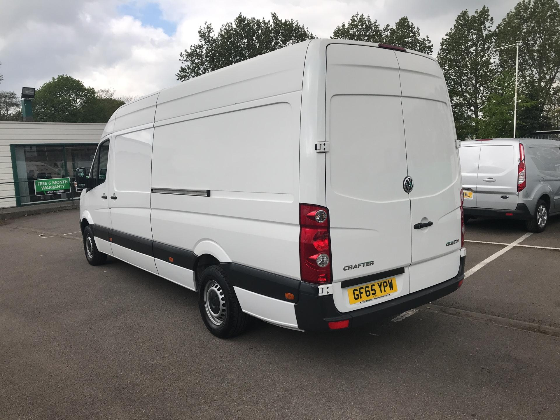 2015 Volkswagen Crafter CR35 LWB 2.0 TDI 136PS HIGH ROOF EURO 5 (GF65YPW) Image 5