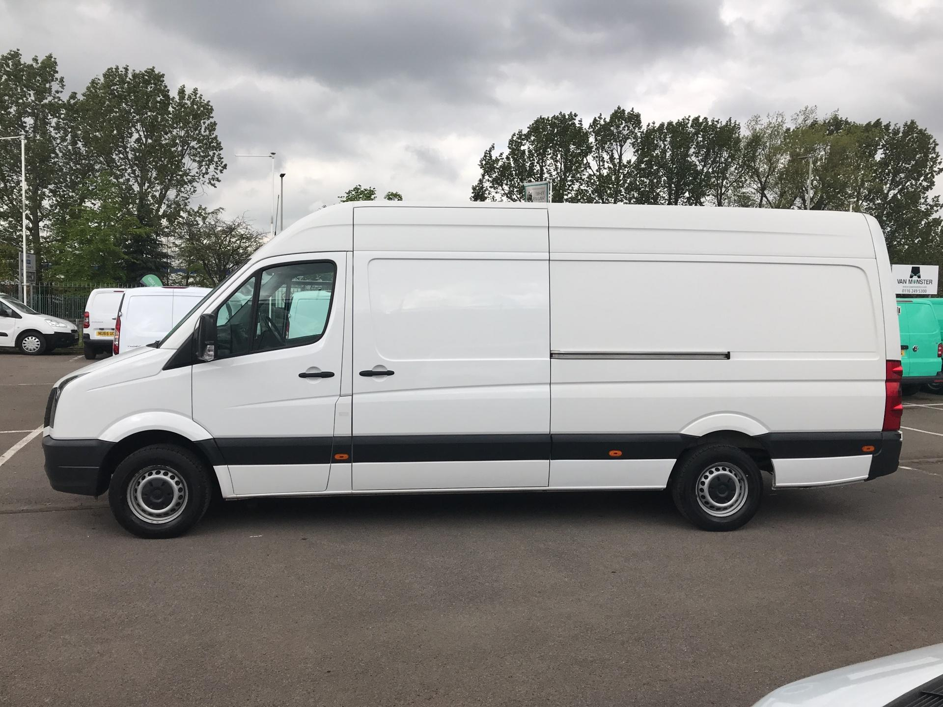 2015 Volkswagen Crafter CR35 LWB 2.0 TDI 136PS HIGH ROOF EURO 5 (GF65YPW) Image 6