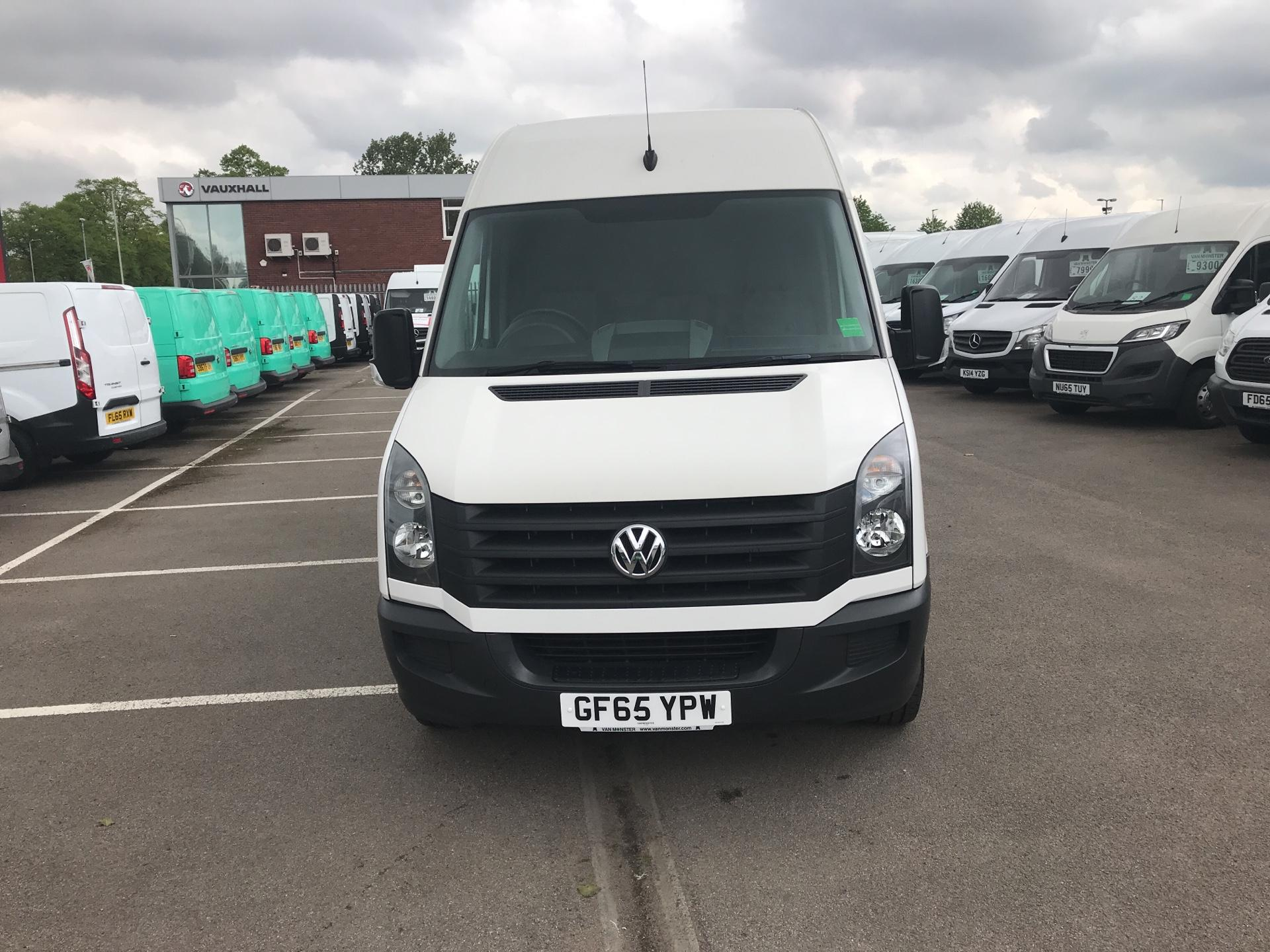 2015 Volkswagen Crafter CR35 LWB 2.0 TDI 136PS HIGH ROOF EURO 5 (GF65YPW) Image 8