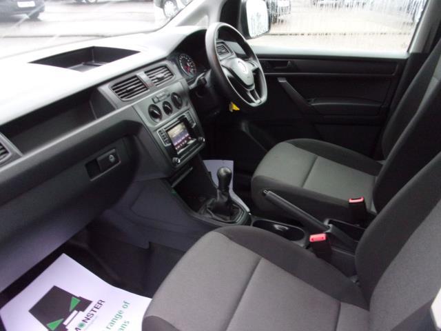 2016 Volkswagen Caddy 2.0BMT 102Ps Startline Van (GF66BZJ) Image 14