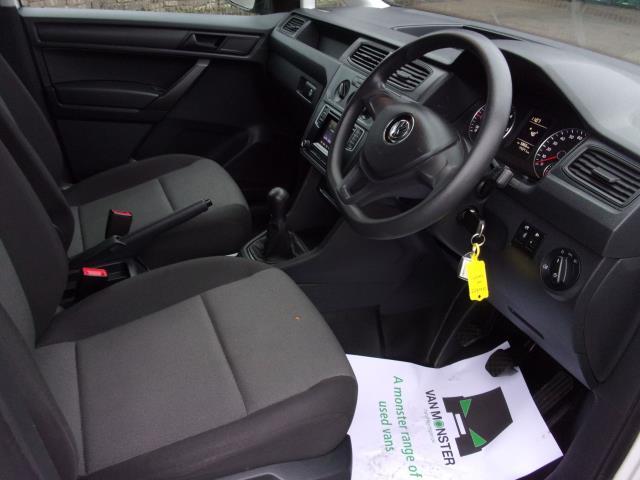 2016 Volkswagen Caddy 2.0BMT 102Ps Startline Van (GF66BZJ) Image 2