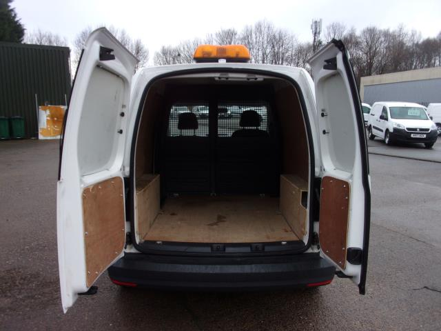 2016 Volkswagen Caddy 2.0BMT 102Ps Startline Van (GF66BZJ) Image 18