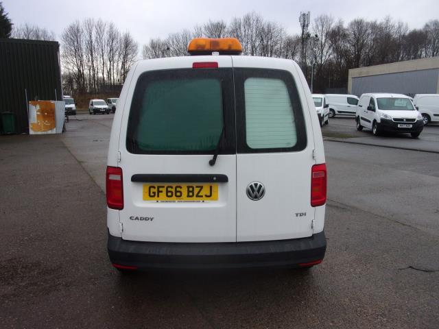 2016 Volkswagen Caddy 2.0BMT 102Ps Startline Van (GF66BZJ) Image 11