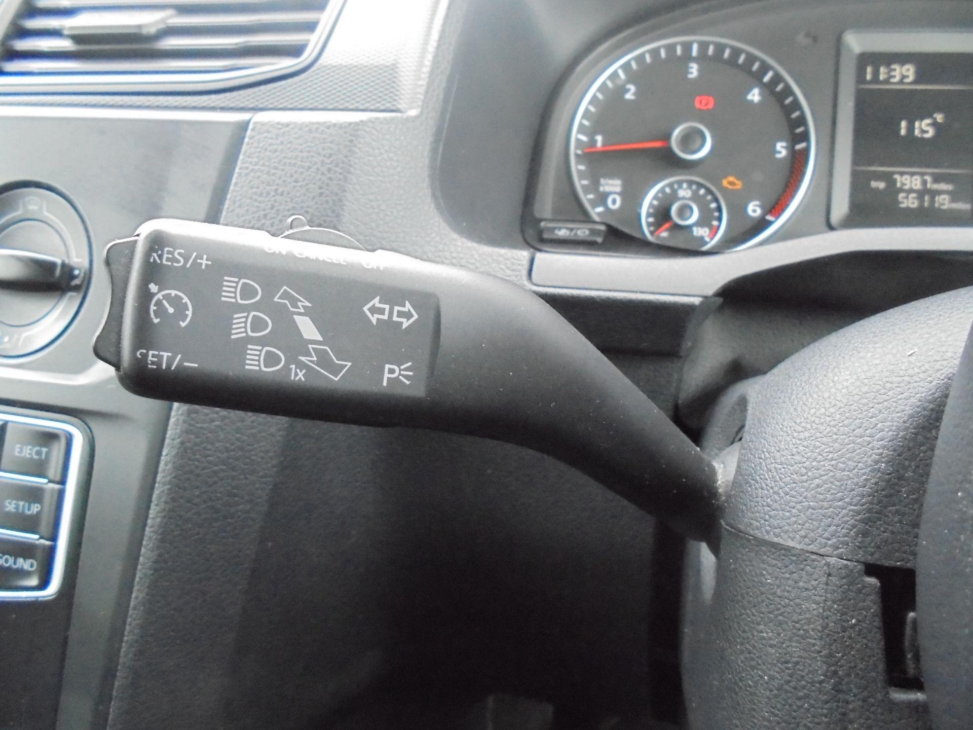 2016 Volkswagen Caddy 1.6 TDI BLUEMOTION TECH 75PS EURO 5 (GF66BZK) Image 19