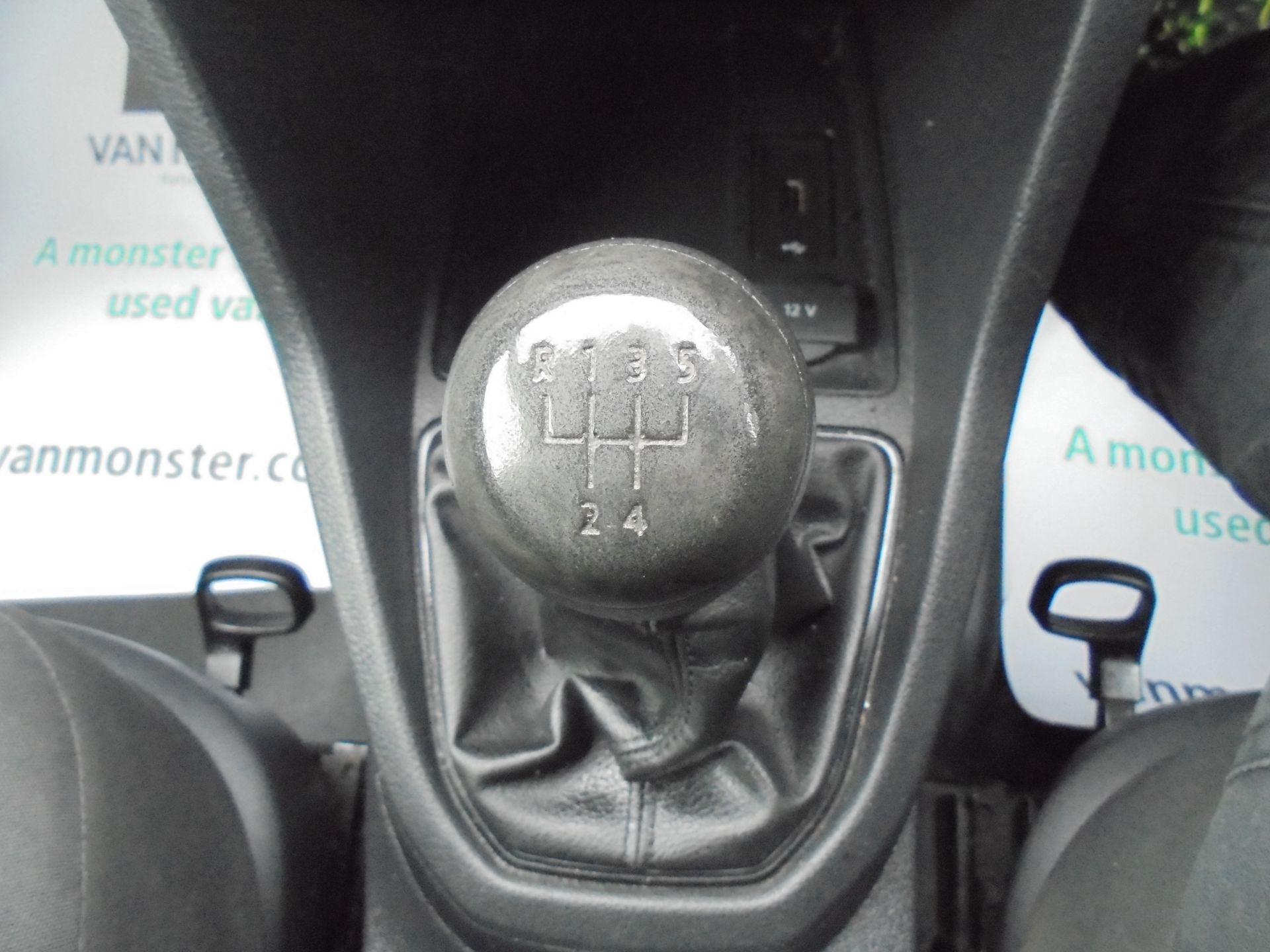 2016 Volkswagen Caddy 1.6 TDI BLUEMOTION TECH 75PS EURO 5 (GF66BZK) Image 14