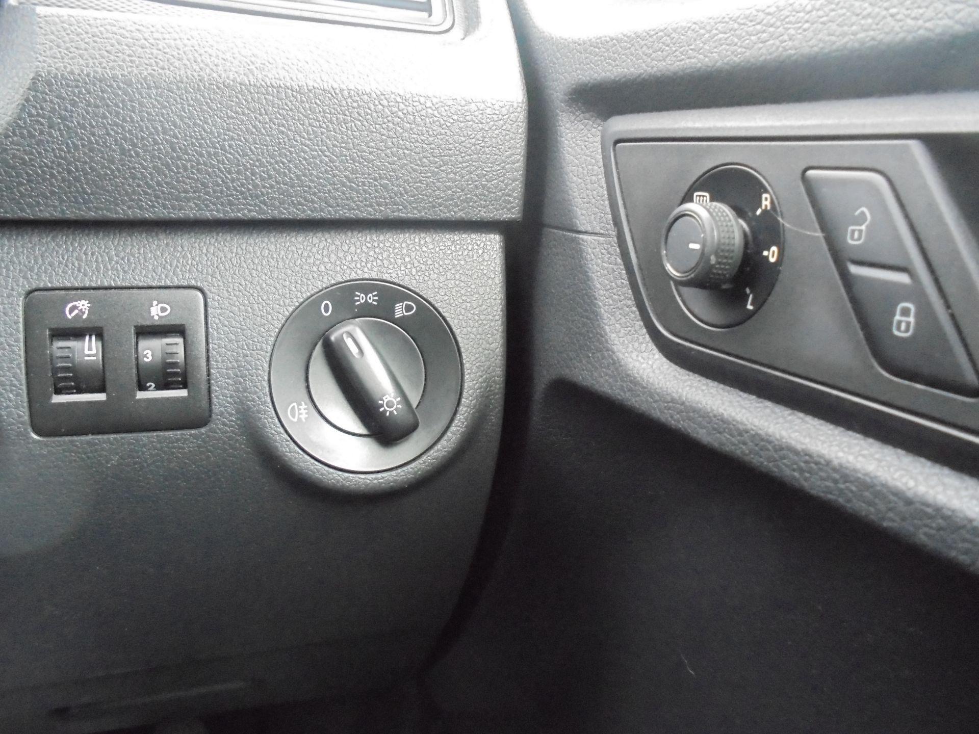 2016 Volkswagen Caddy 1.6 TDI BLUEMOTION TECH 75PS EURO 5 (GF66BZK) Image 17