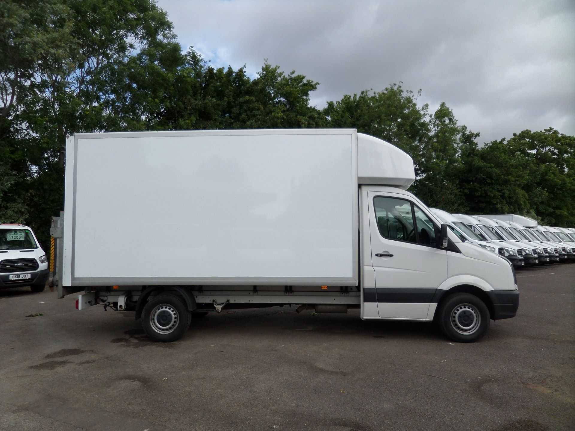 2016 Volkswagen Crafter 2.0 Tdi 136Ps Luton Tail lift (GF66CGK) Image 2