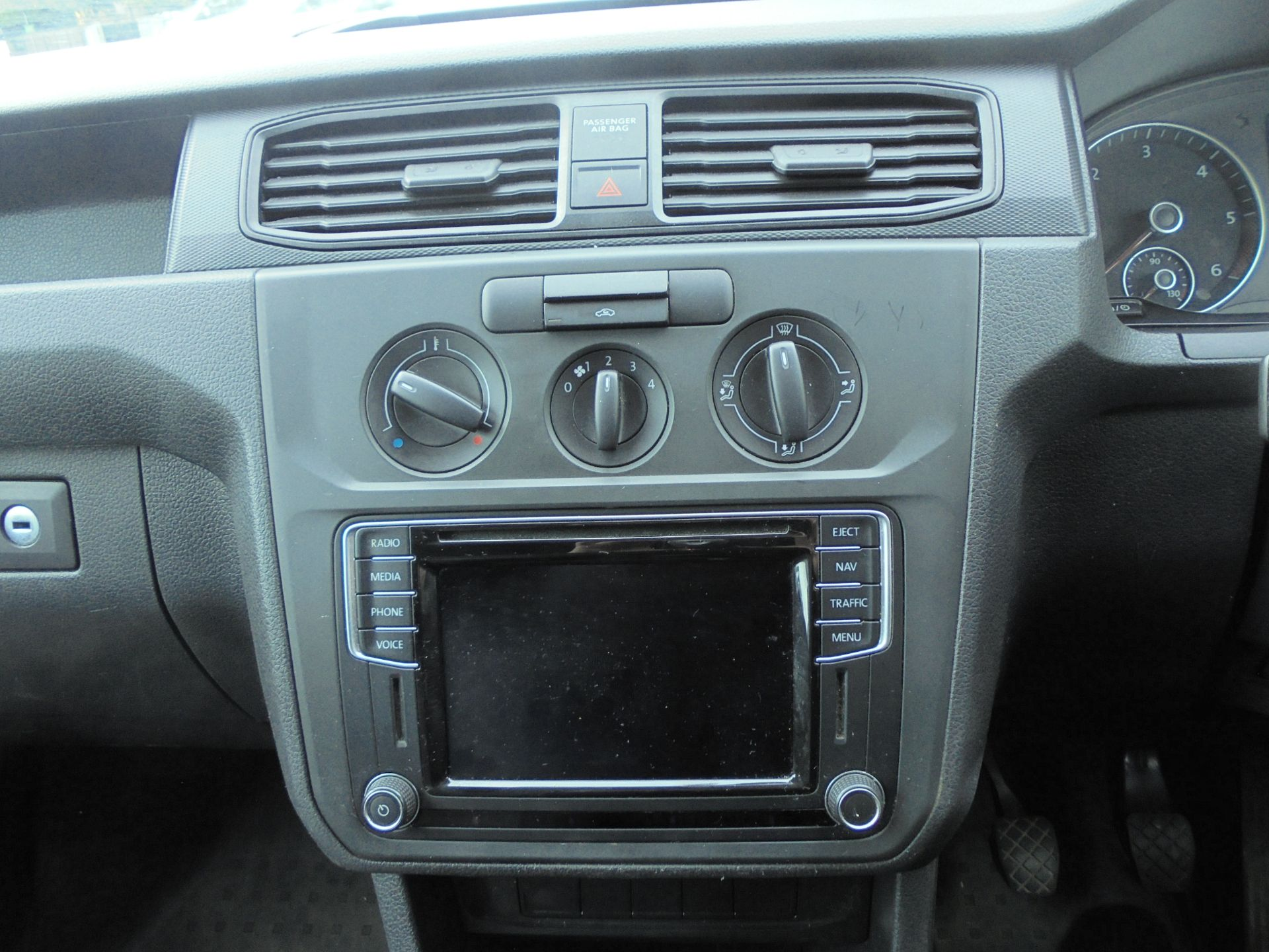 2016 Volkswagen Caddy 1.6 Tdi 102Ps Van (GF66TFZ) Image 14