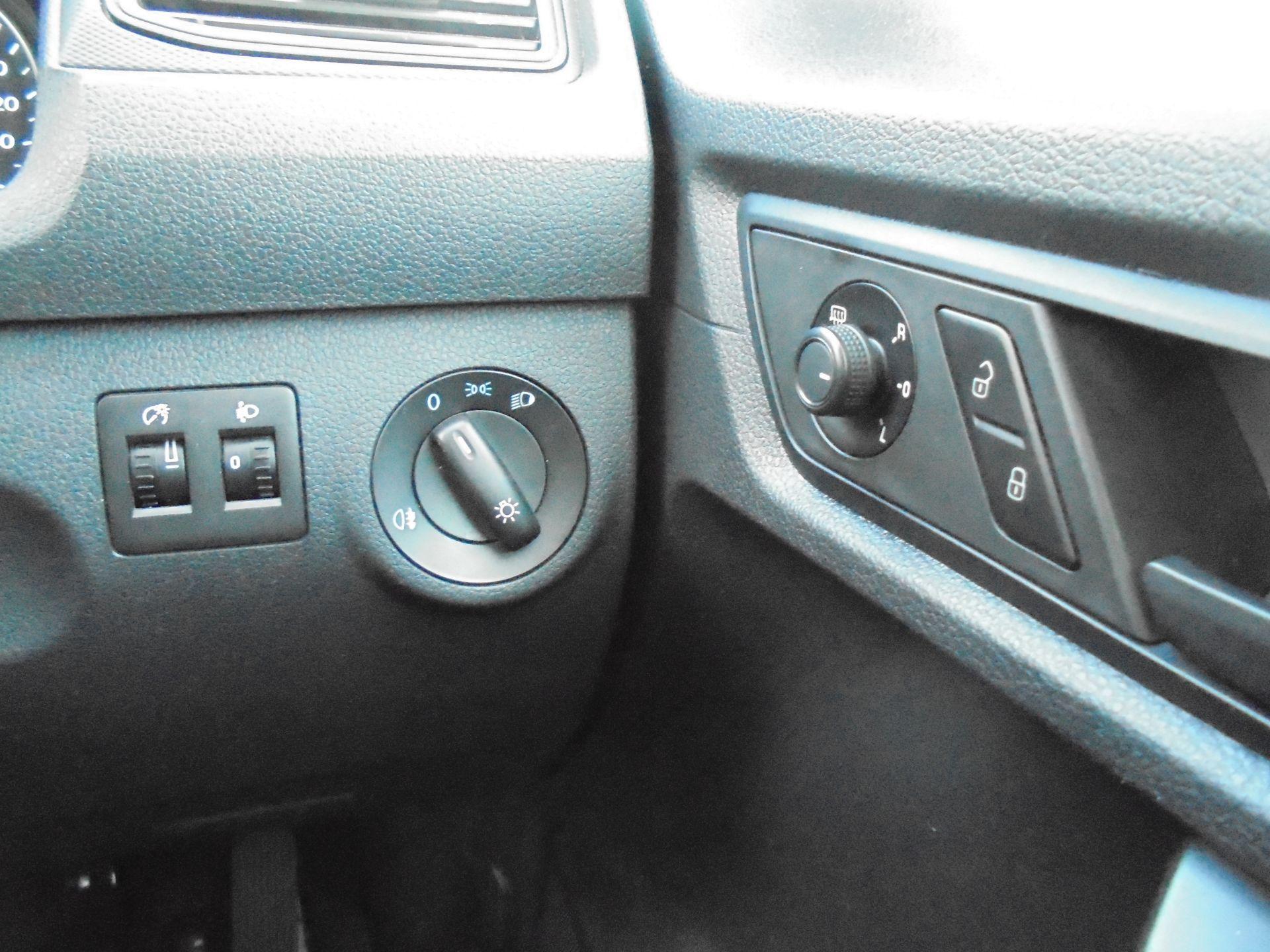 2016 Volkswagen Caddy 1.6 75PS STARTLINE EURO 5 (GF66TJX) Image 18
