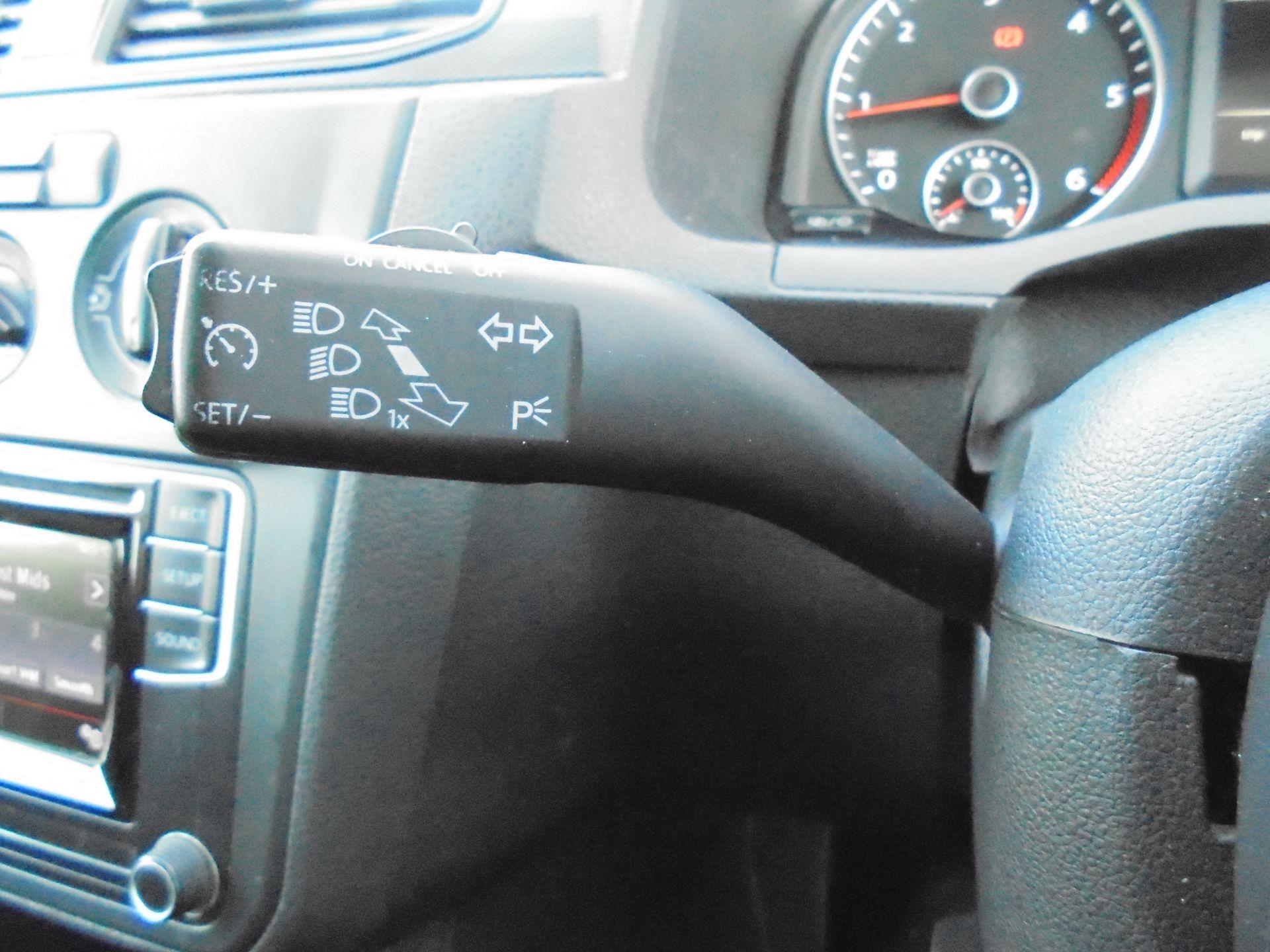 2016 Volkswagen Caddy 1.6 75PS STARTLINE EURO 5 (GF66TJX) Image 20