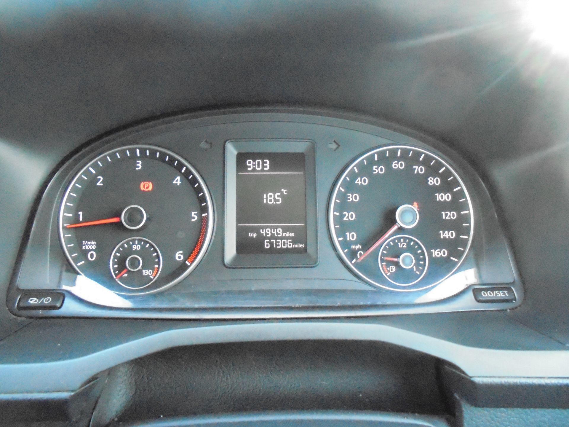 2016 Volkswagen Caddy 1.6 75PS STARTLINE EURO 5 (GF66TJX) Image 16