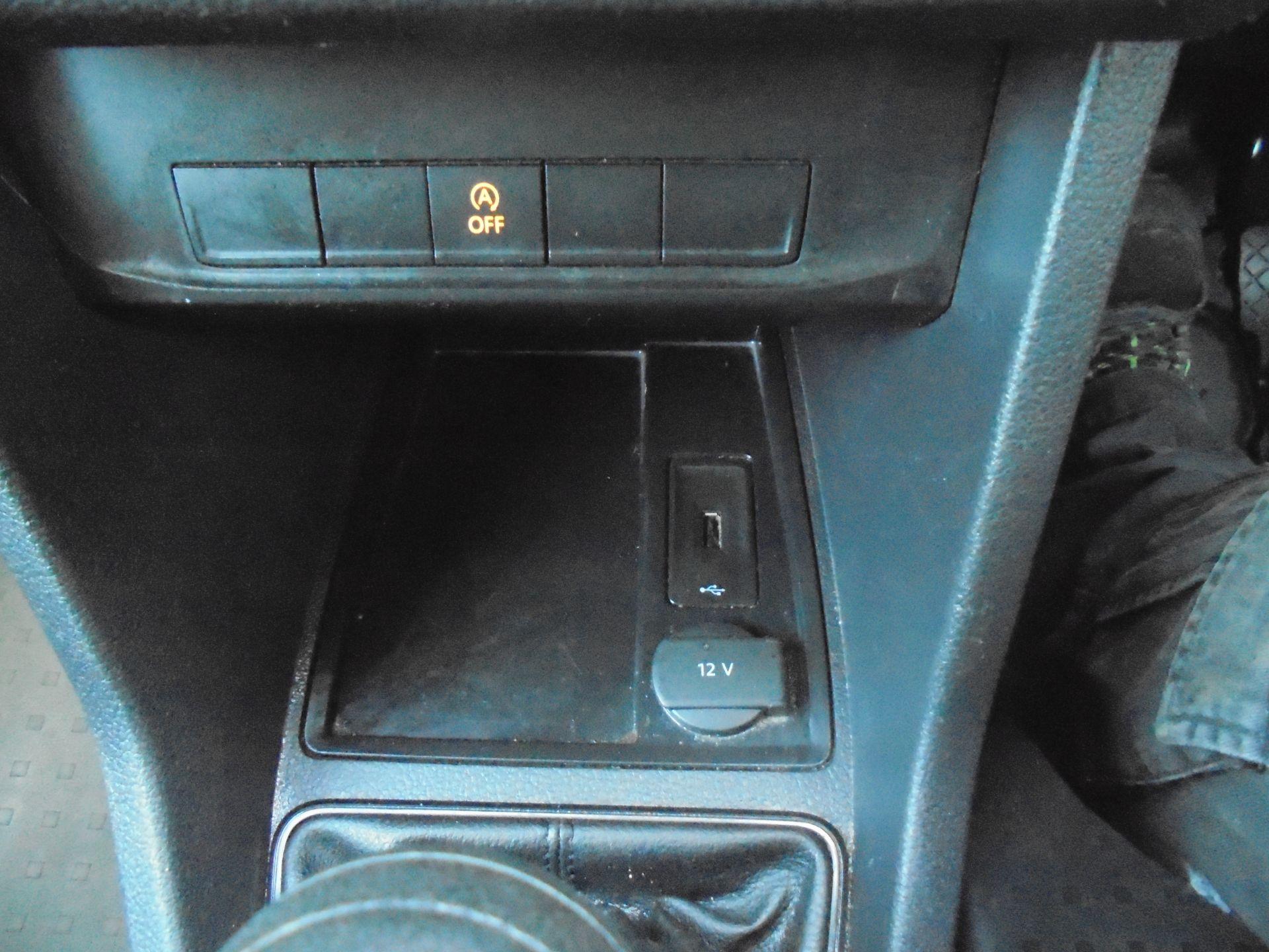2016 Volkswagen Caddy 1.6 75PS STARTLINE EURO 5 (GF66TJX) Image 23