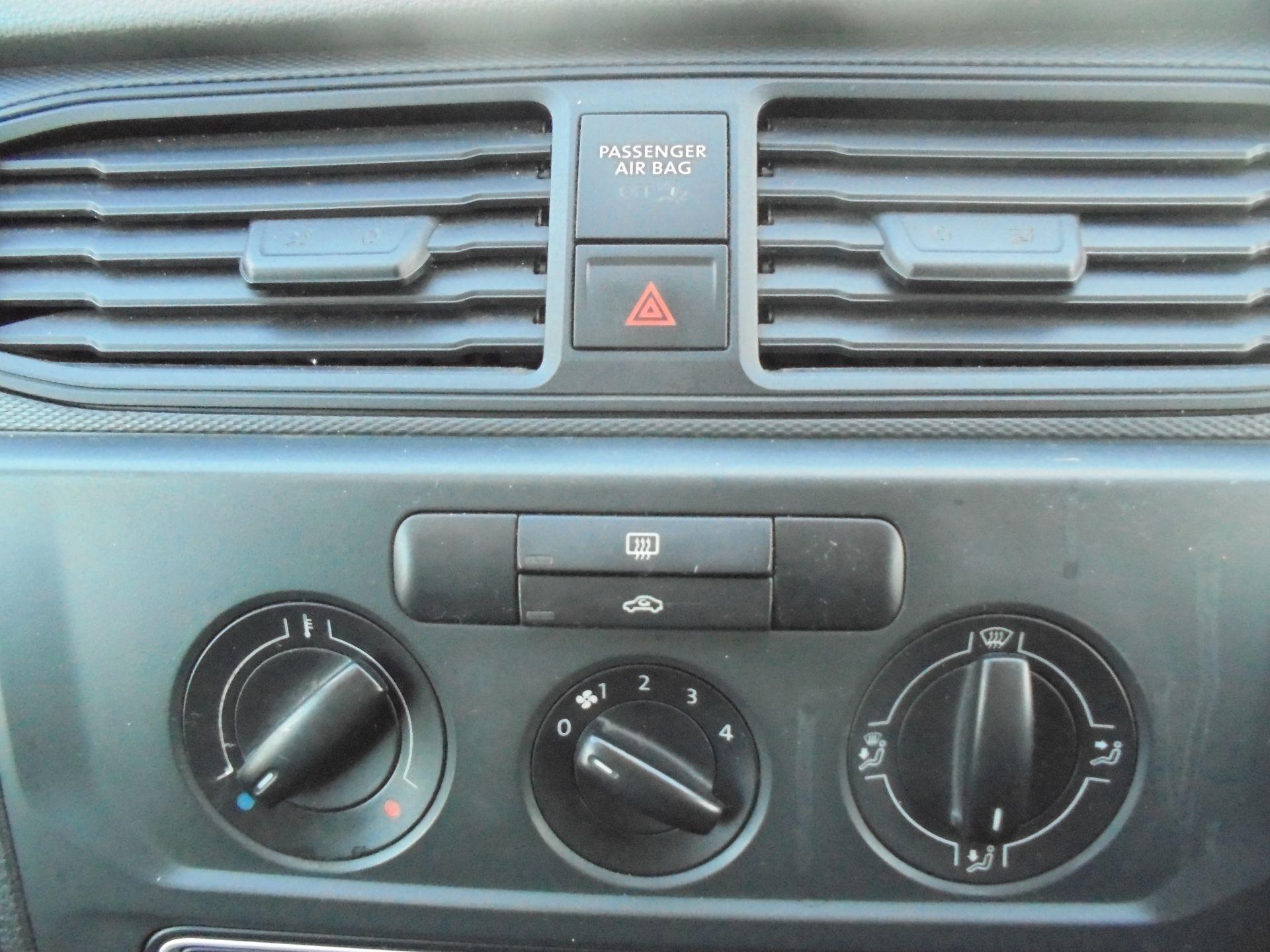 2016 Volkswagen Caddy 1.6 75PS STARTLINE EURO 5 (GF66TJX) Image 21