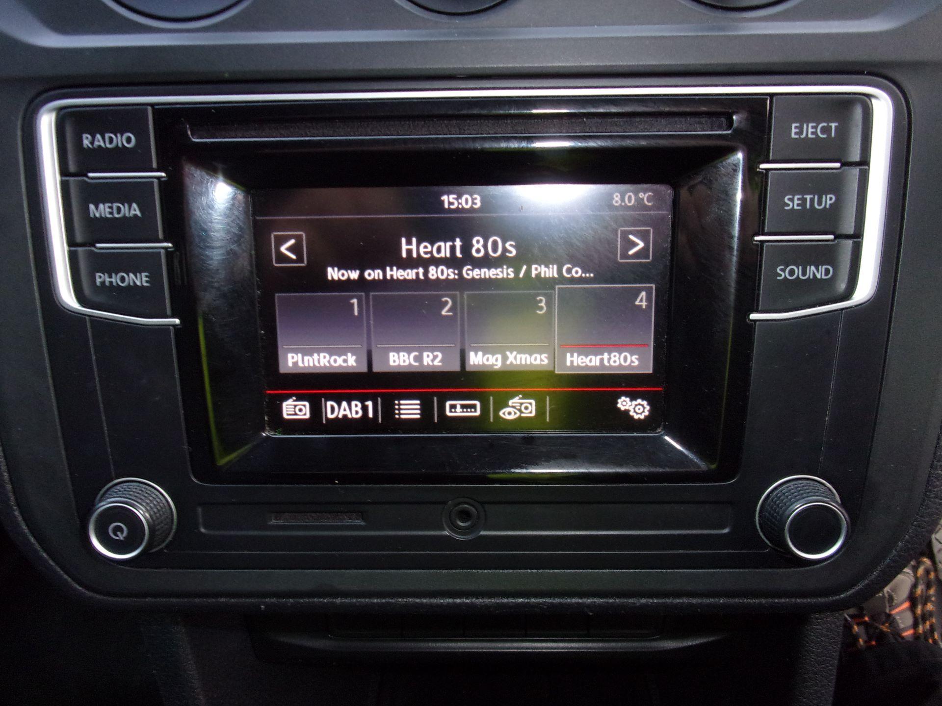 2016 Volkswagen Caddy 1.6 TDI 102PS STARTLINE EURO 5 (GF66UAL) Image 3