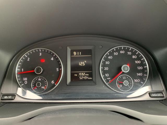2016 Volkswagen Caddy 1.6 TDI BMT 102Ps STARTLINE VAN *SPEED RESTRICTED @ 79MPH* (GF66UAN) Image 16