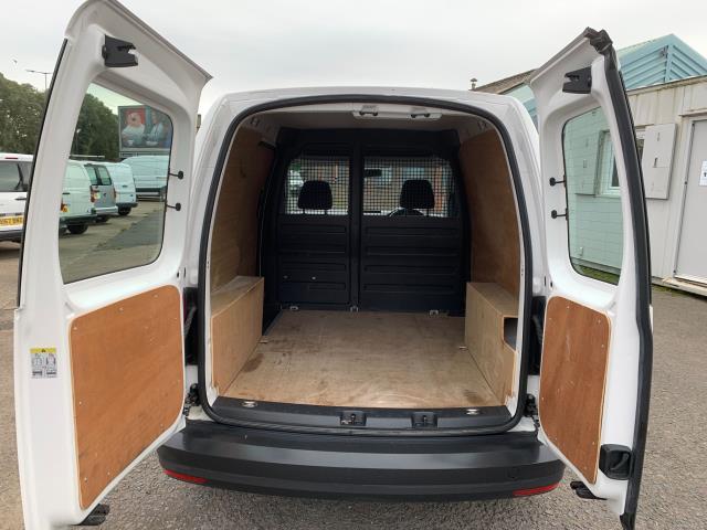 2016 Volkswagen Caddy 1.6 TDI BMT 102Ps STARTLINE VAN *SPEED RESTRICTED @ 79MPH* (GF66UAN) Image 10