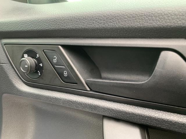 2016 Volkswagen Caddy 1.6 TDI BMT 102Ps STARTLINE VAN *SPEED RESTRICTED @ 79MPH* (GF66UAN) Image 22