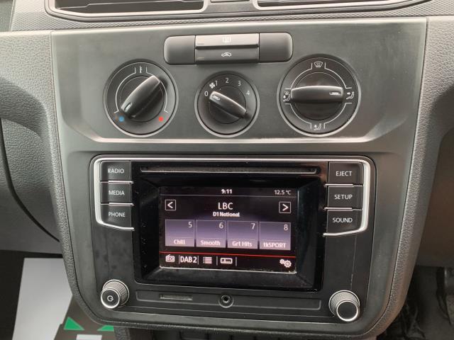 2016 Volkswagen Caddy 1.6 TDI BMT 102Ps STARTLINE VAN *SPEED RESTRICTED @ 79MPH* (GF66UAN) Image 18