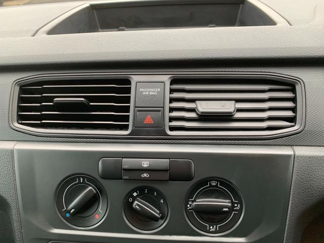 2016 Volkswagen Caddy 1.6 TDI BMT 102Ps STARTLINE VAN *SPEED RESTRICTED @ 79MPH* (GF66UAN) Image 17