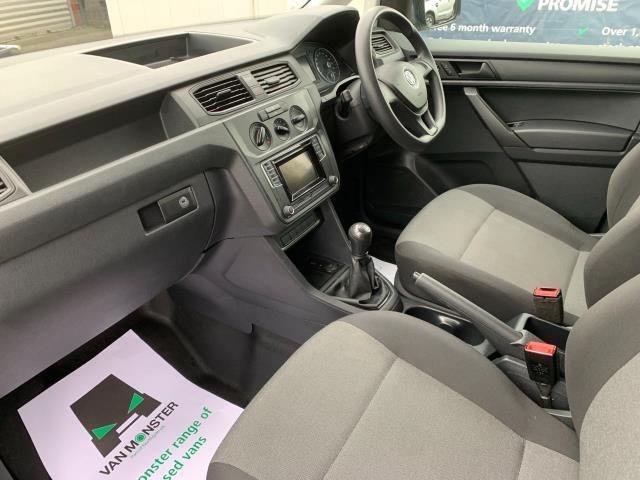2016 Volkswagen Caddy 1.6 TDI BMT 102Ps STARTLINE VAN *SPEED RESTRICTED @ 79MPH* (GF66UAN) Image 5