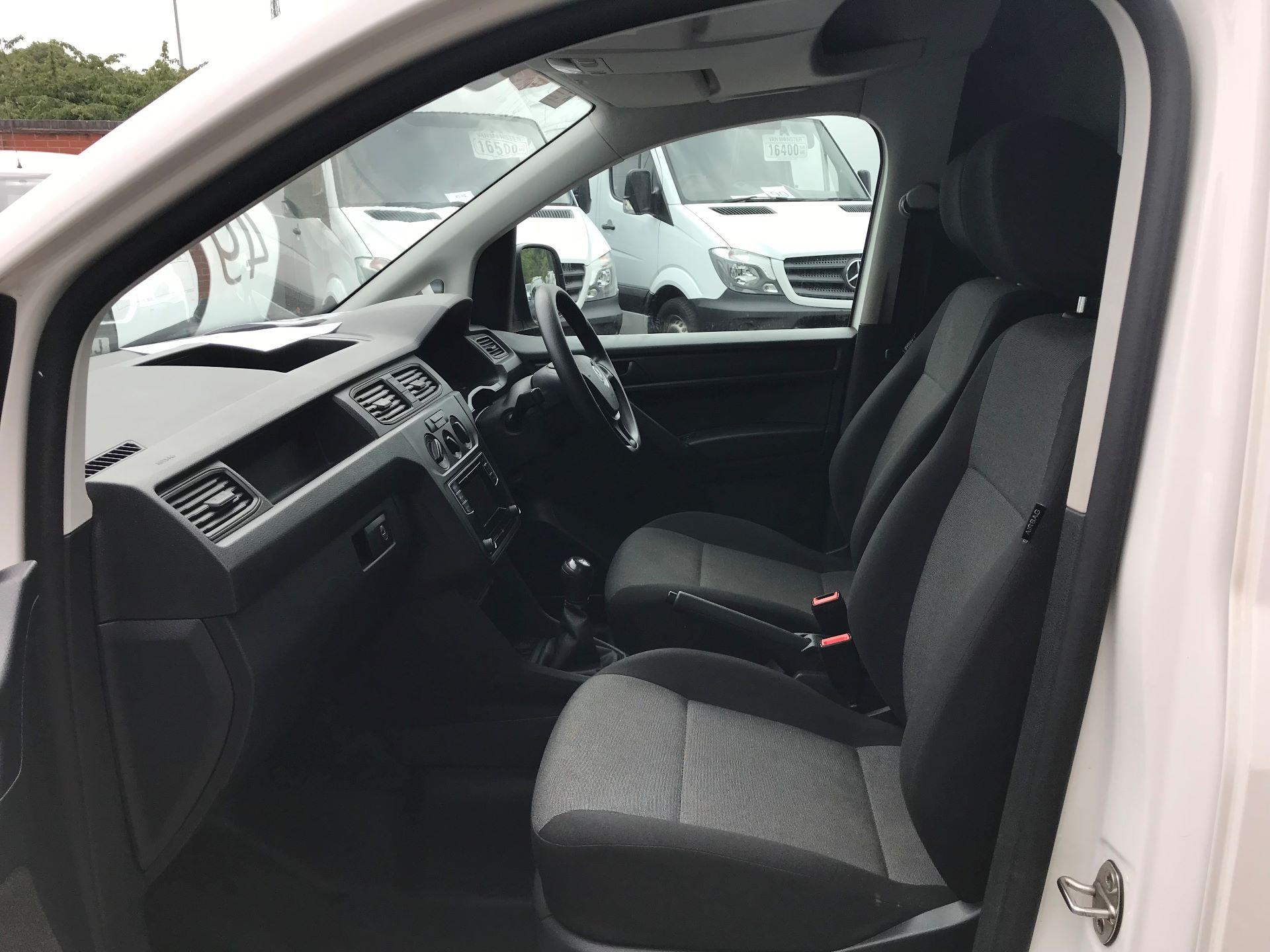 2016 Volkswagen Caddy 1.6 Tdi 75Ps Startline Van euro 5  (GF66UDM) Image 14