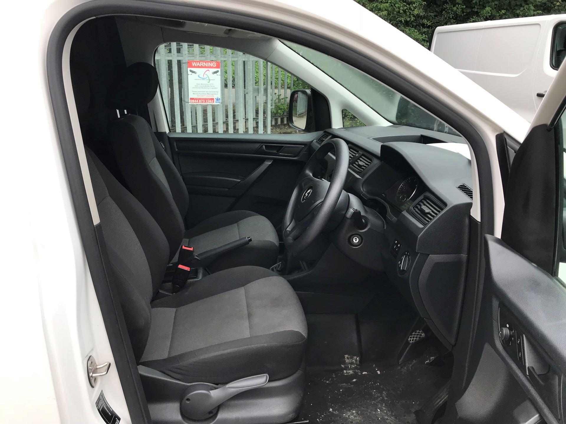 2016 Volkswagen Caddy 1.6 Tdi 75Ps Startline Van euro 5  (GF66UDM) Image 2