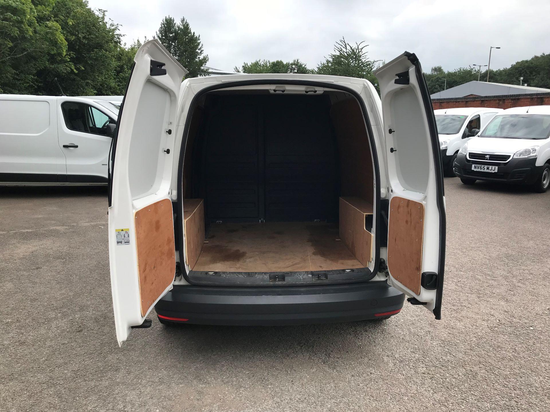 2016 Volkswagen Caddy 1.6 Tdi 75Ps Startline Van euro 5  (GF66UDM) Image 8