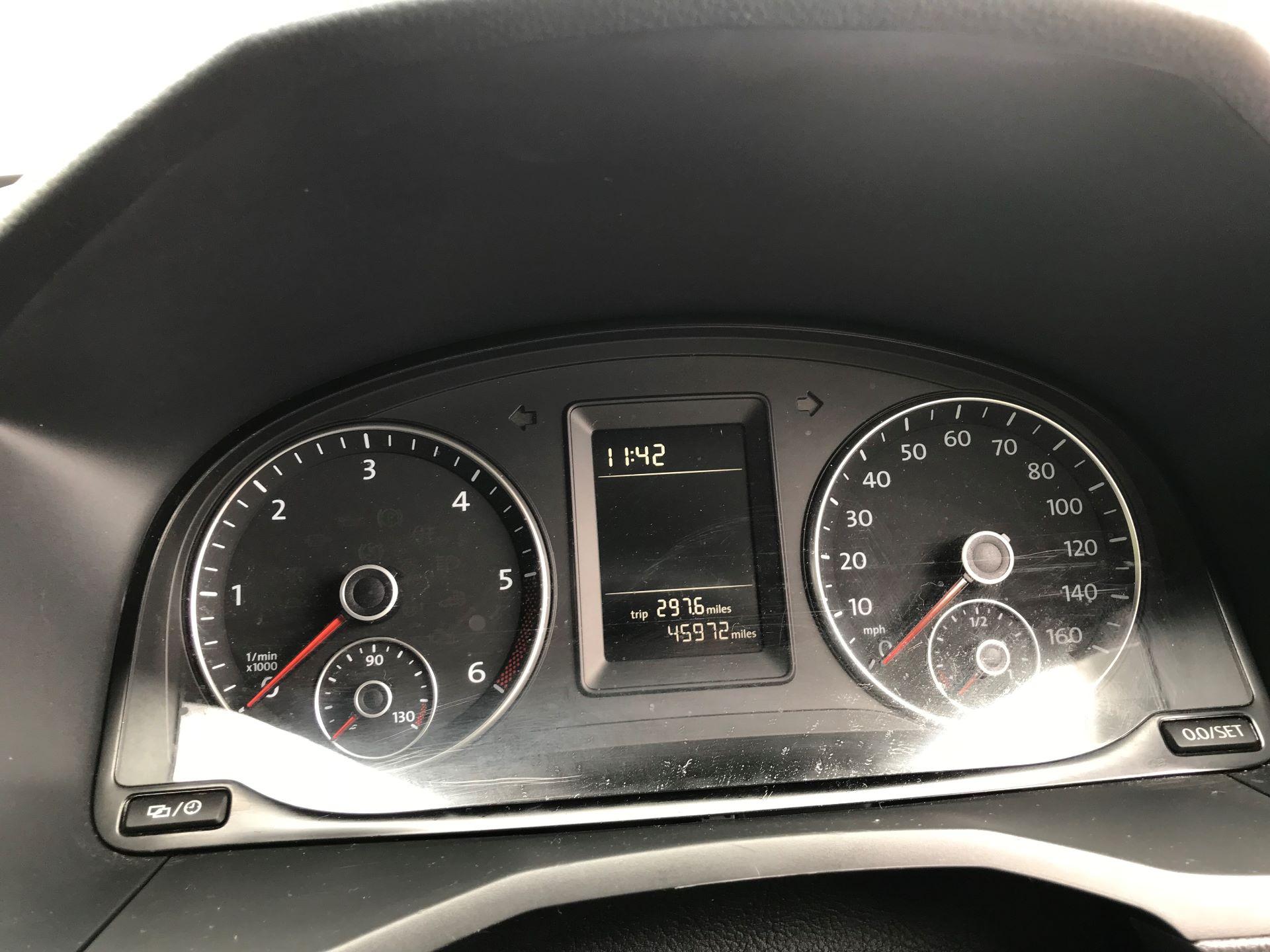 2016 Volkswagen Caddy 1.6 Tdi 75Ps Startline Van euro 5  (GF66UDM) Image 4