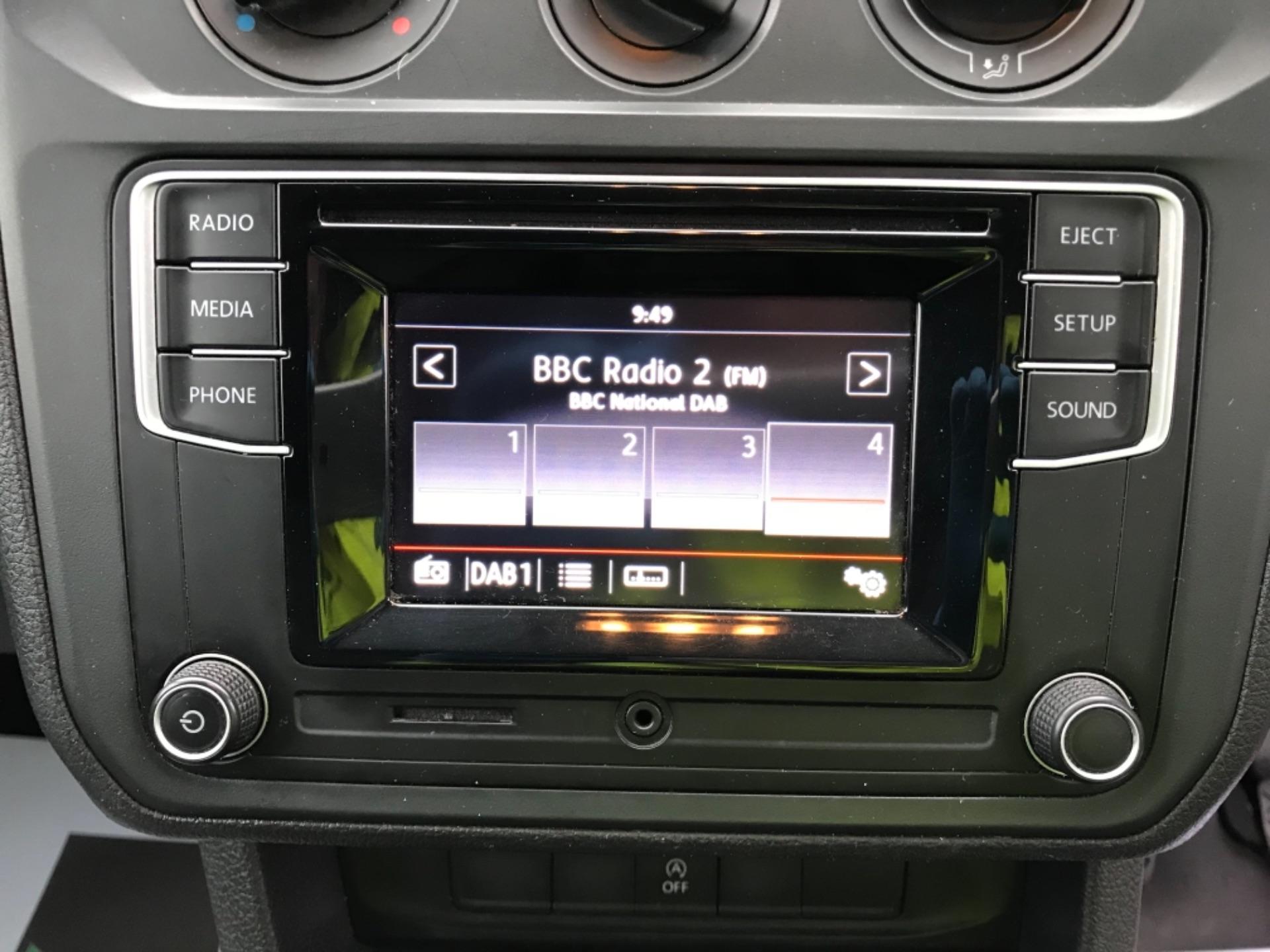2016 Volkswagen Caddy 2.0TDI BLUEMOTION TECH 75PS STARTLINE EURO 6 (GF66UDV) Image 12