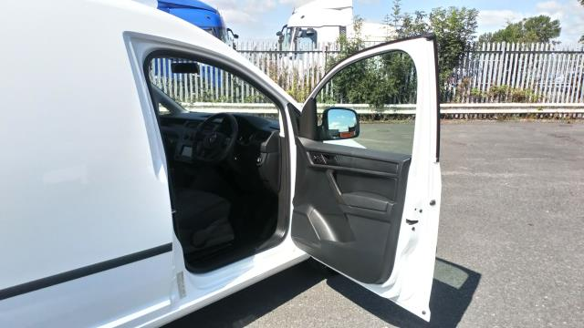 2016 Volkswagen Caddy 1.6 Tdi Bluemotion Tech 75Ps Van (GF66UZT) Image 14