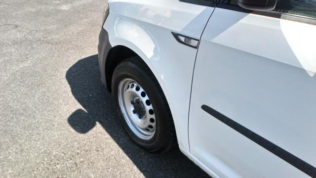 2016 Volkswagen Caddy 1.6 Tdi Bluemotion Tech 75Ps Van (GF66UZT) Image 11