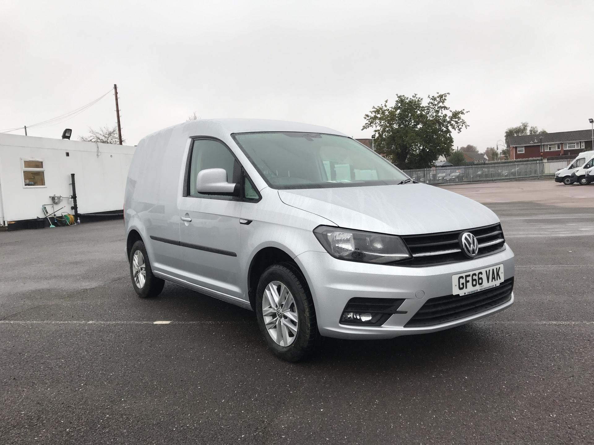 2016 Volkswagen Caddy 2.0 102PS BLUEMOTION TECH 102 HIGHLINE EURO 6 (GF66VAK)
