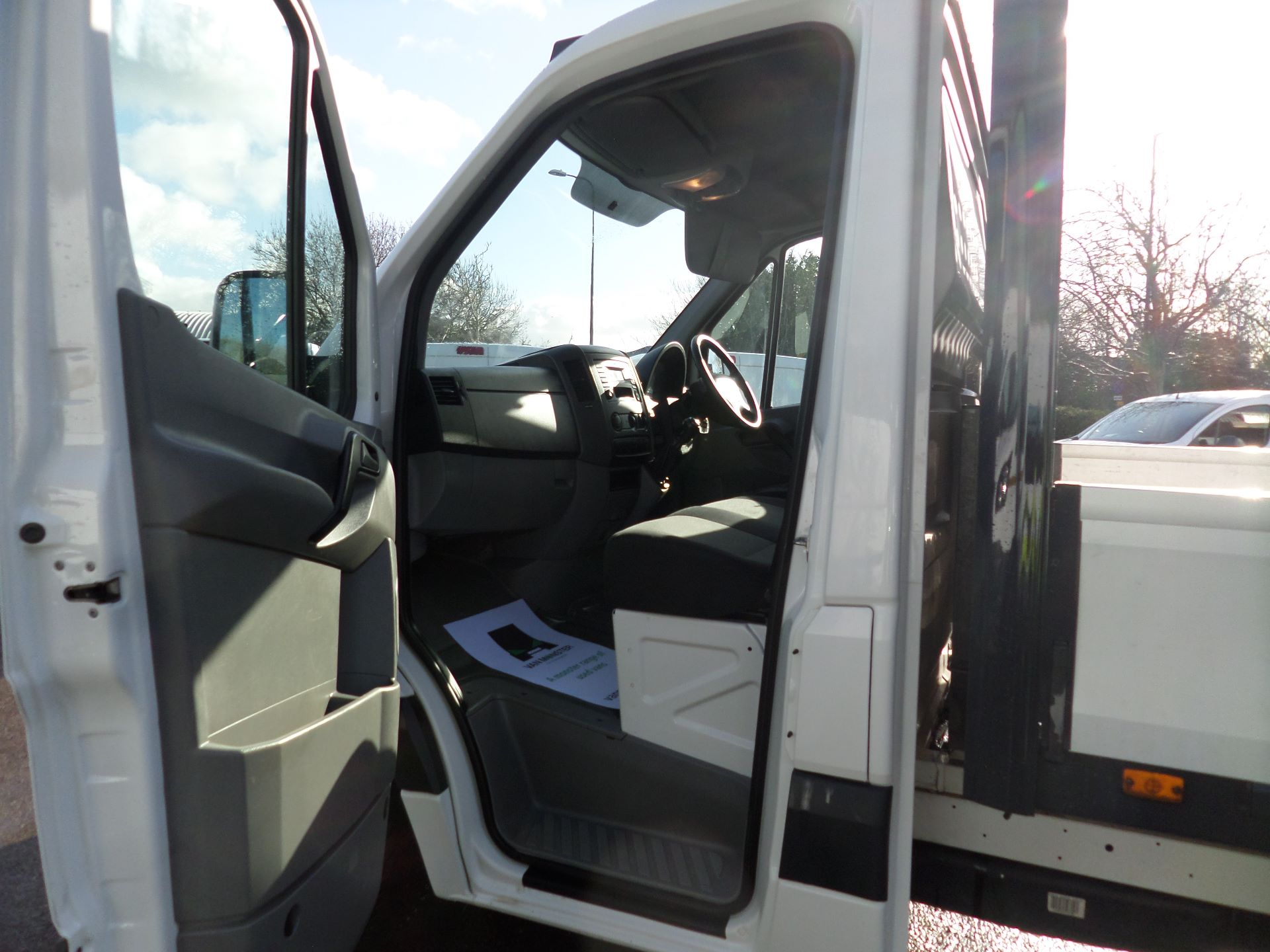 2016 Volkswagen Crafter 2.0 Tdi 136Ps Dropside Euro 5 (GF66XHJ) Image 7