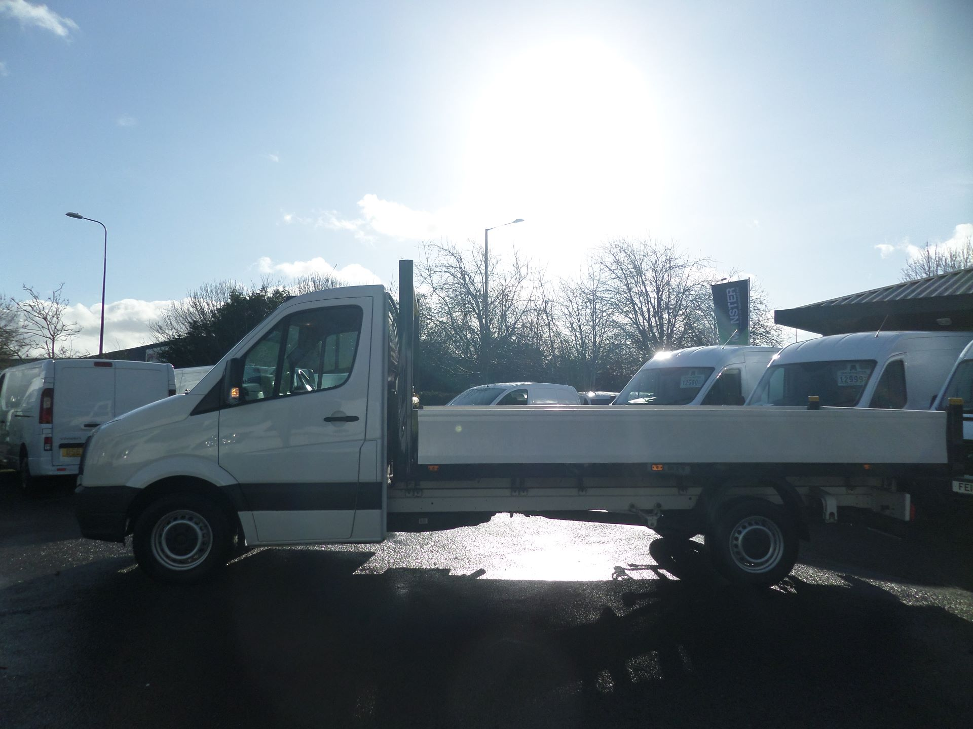 2016 Volkswagen Crafter 2.0 Tdi 136Ps Dropside Euro 5 (GF66XHJ) Image 6