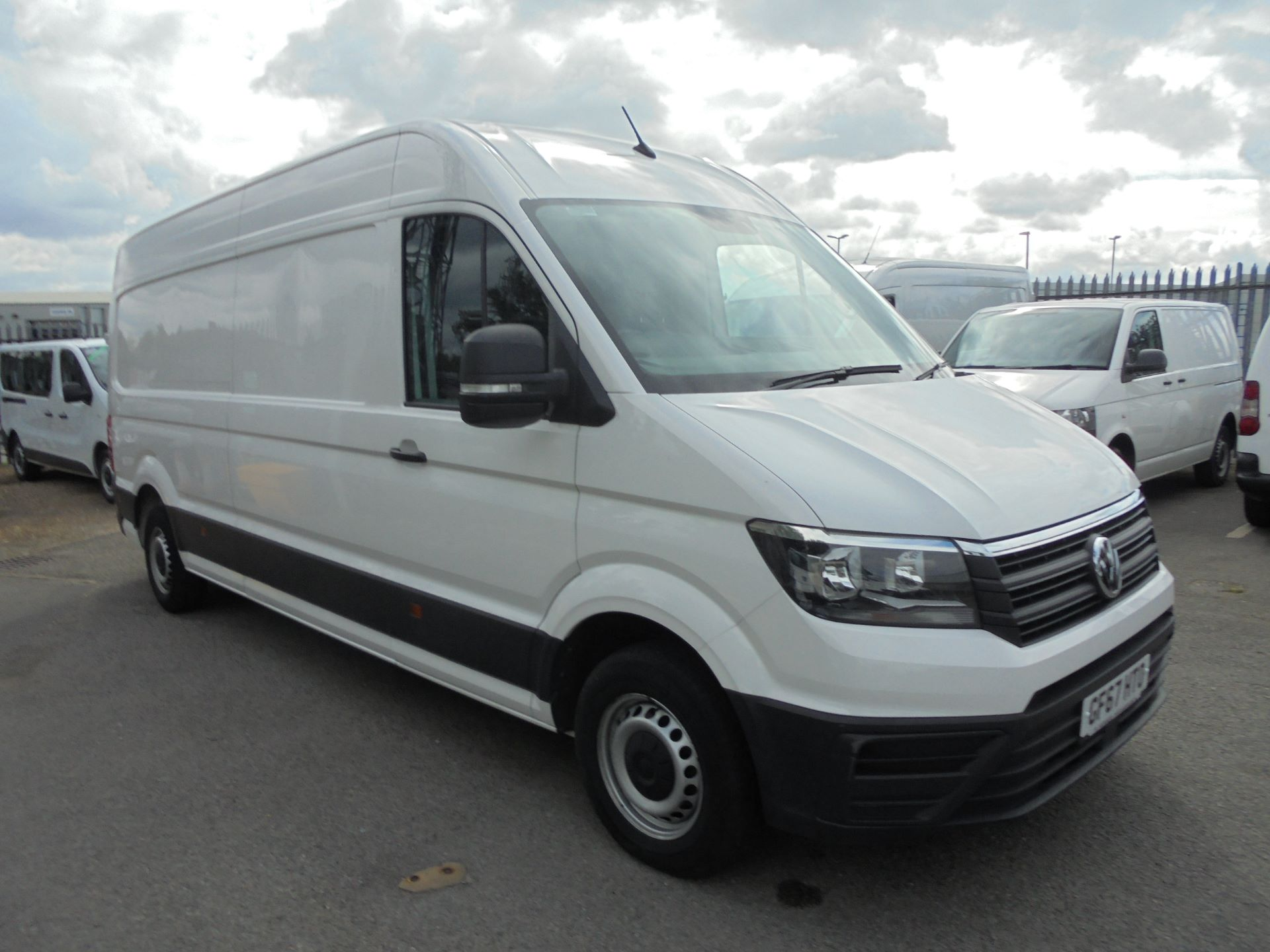 2017 Volkswagen Crafter 2.0 Tdi 140Ps Startline High Roof Van (GF67HTO)