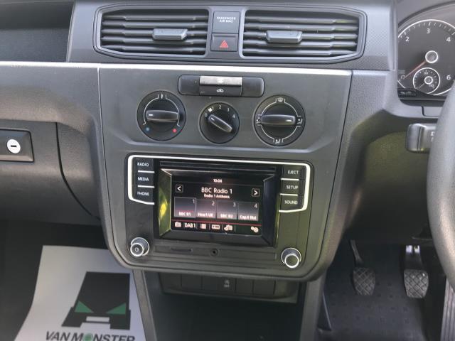2017 Volkswagen Caddy  2.0 102PS BLUEMOTION TECH 102 STARTLINE EURO 6 (GF67HWE) Image 30