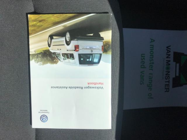2017 Volkswagen Caddy  2.0 102PS BLUEMOTION TECH 102 STARTLINE EURO 6 (GF67HWE) Image 47