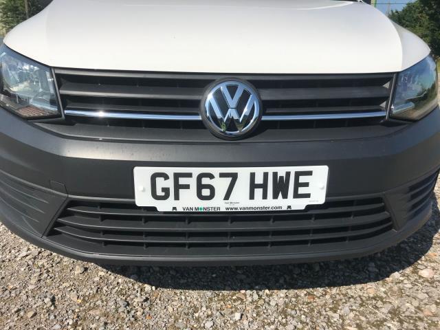 2017 Volkswagen Caddy  2.0 102PS BLUEMOTION TECH 102 STARTLINE EURO 6 (GF67HWE) Image 39