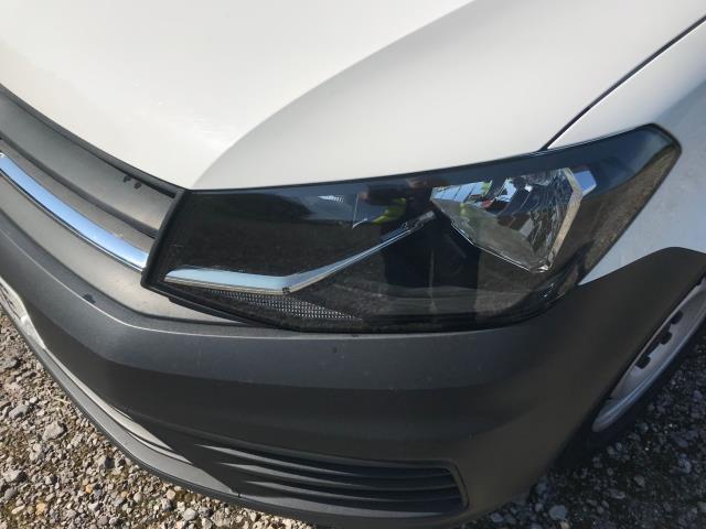 2017 Volkswagen Caddy  2.0 102PS BLUEMOTION TECH 102 STARTLINE EURO 6 (GF67HWE) Image 37