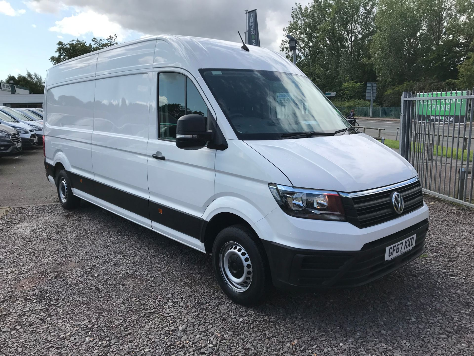 2017 Volkswagen Crafter  CR35 LWB 2.0 TDI 140PS HIGH ROOF EURO 6 (GF67KXD)