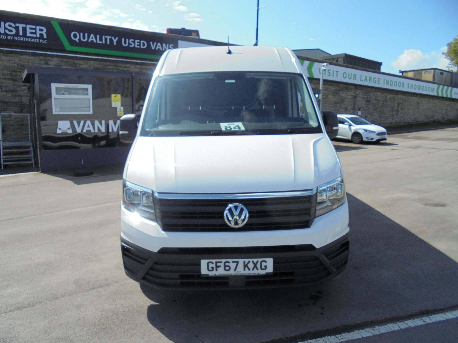 2017 Volkswagen Crafter 2.0 Tdi 140Ps Startline High Roof Van (GF67KXG) Thumbnail 2