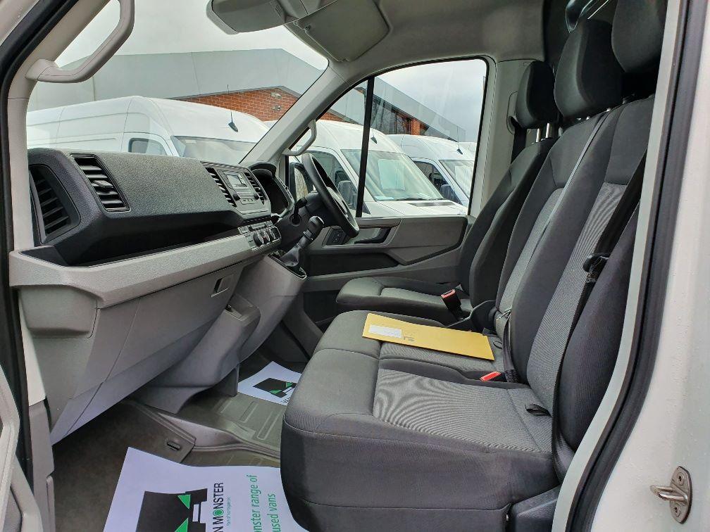 2017 Volkswagen Crafter 2.0 Tdi 140Ps Startline High Roof Van (GF67KXM) Image 11
