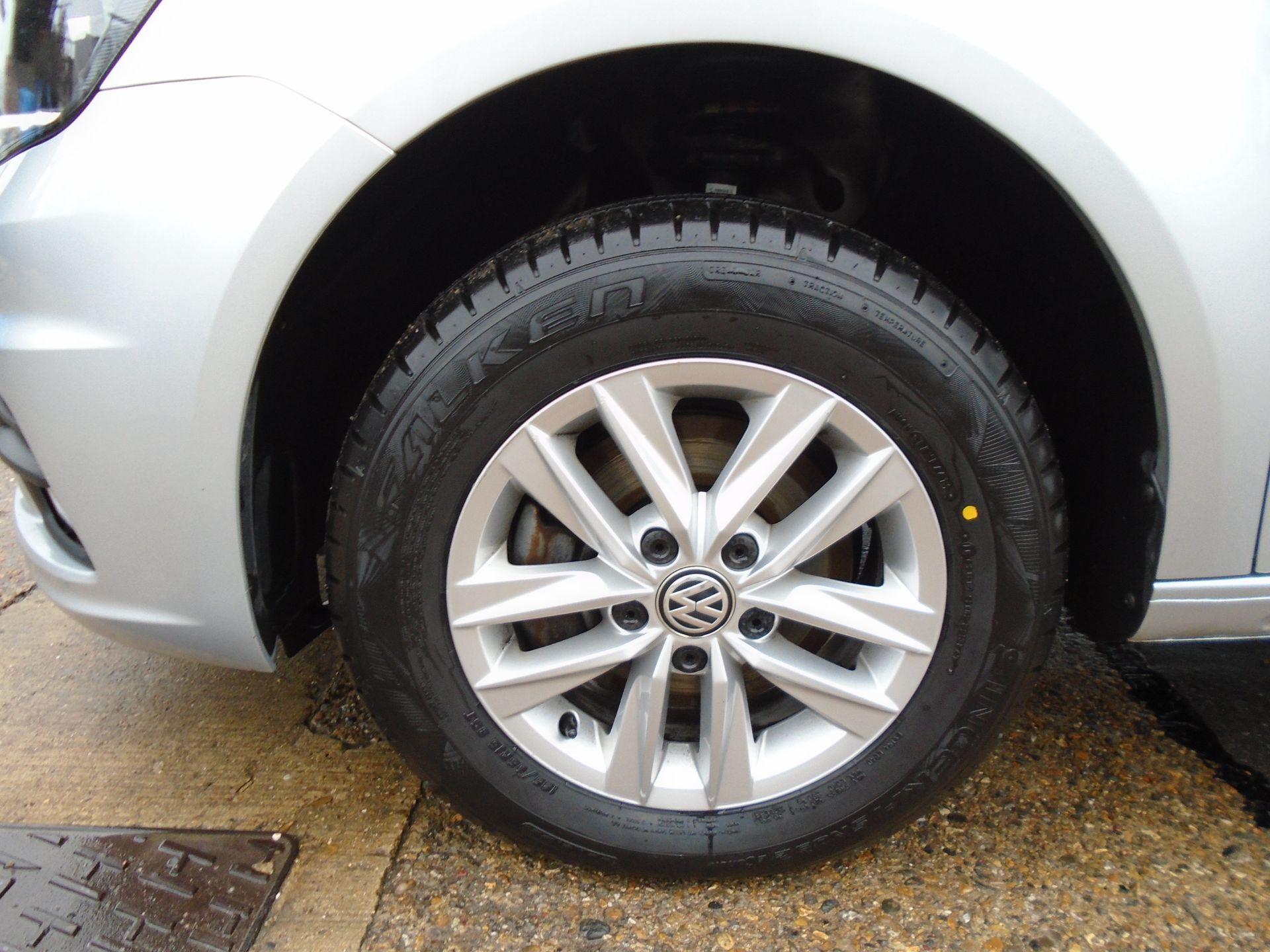 2017 Volkswagen Caddy 2.0 Tdi Bluemotion Tech 102Ps Highline Van (GF67NLA) Image 14