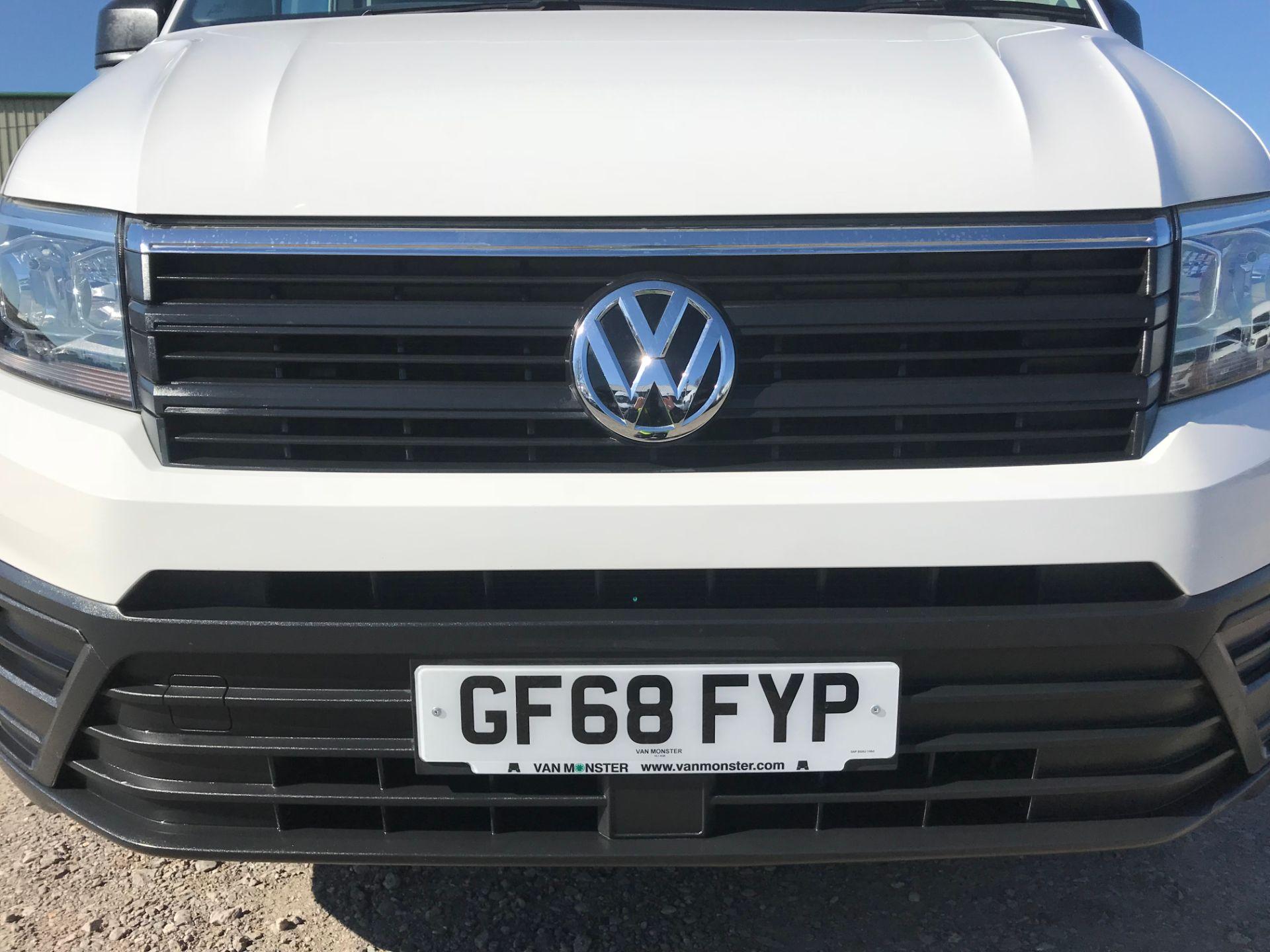 2018 Volkswagen Crafter 2.0 Tdi 140Ps Startline High Roof Van (GF68FYP) Image 27