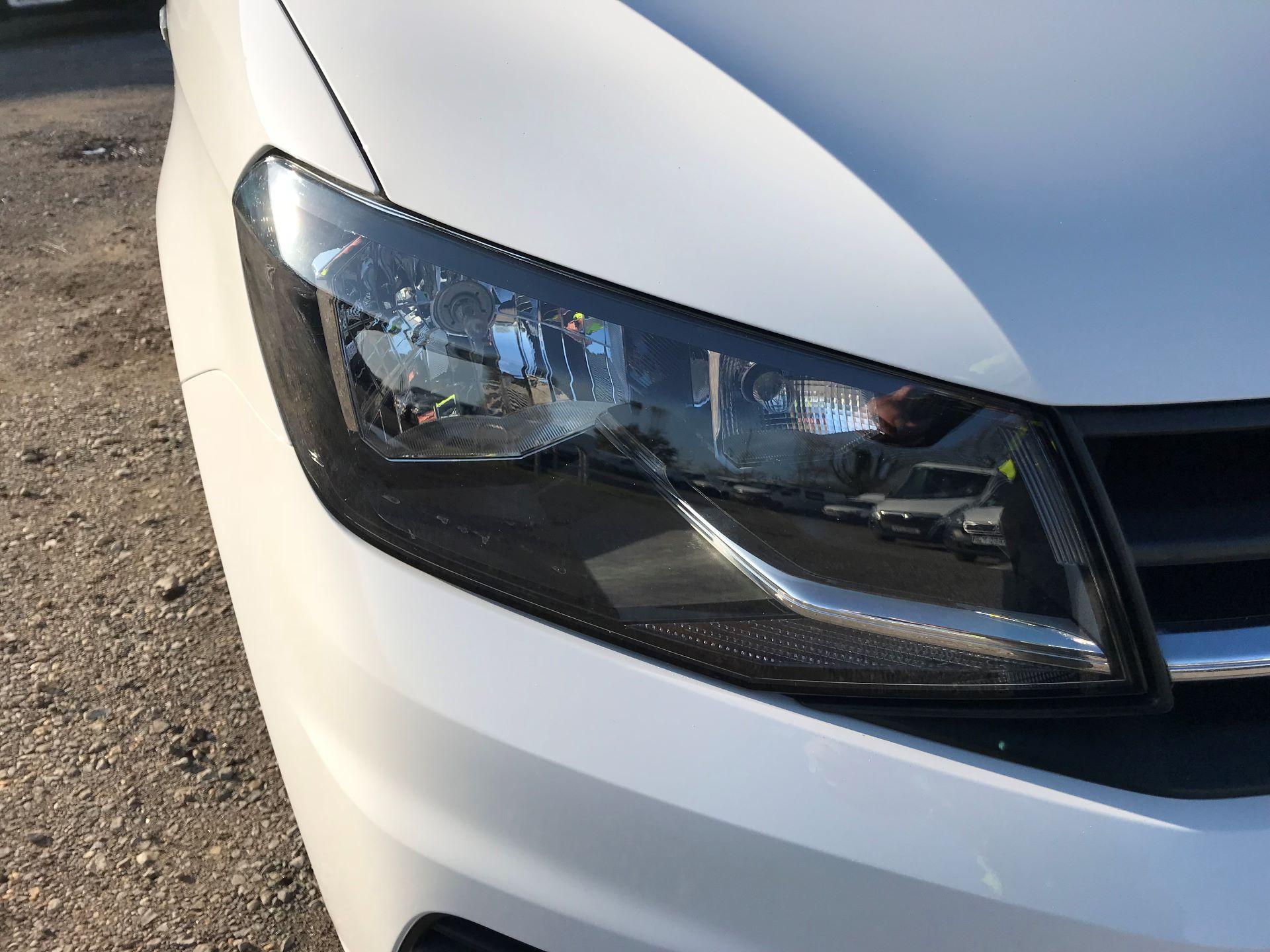 2018 Volkswagen Caddy 2.0 Tdi Bluemotion Tech 102Ps Trendline [Ac] Van (GF68FZK) Image 17