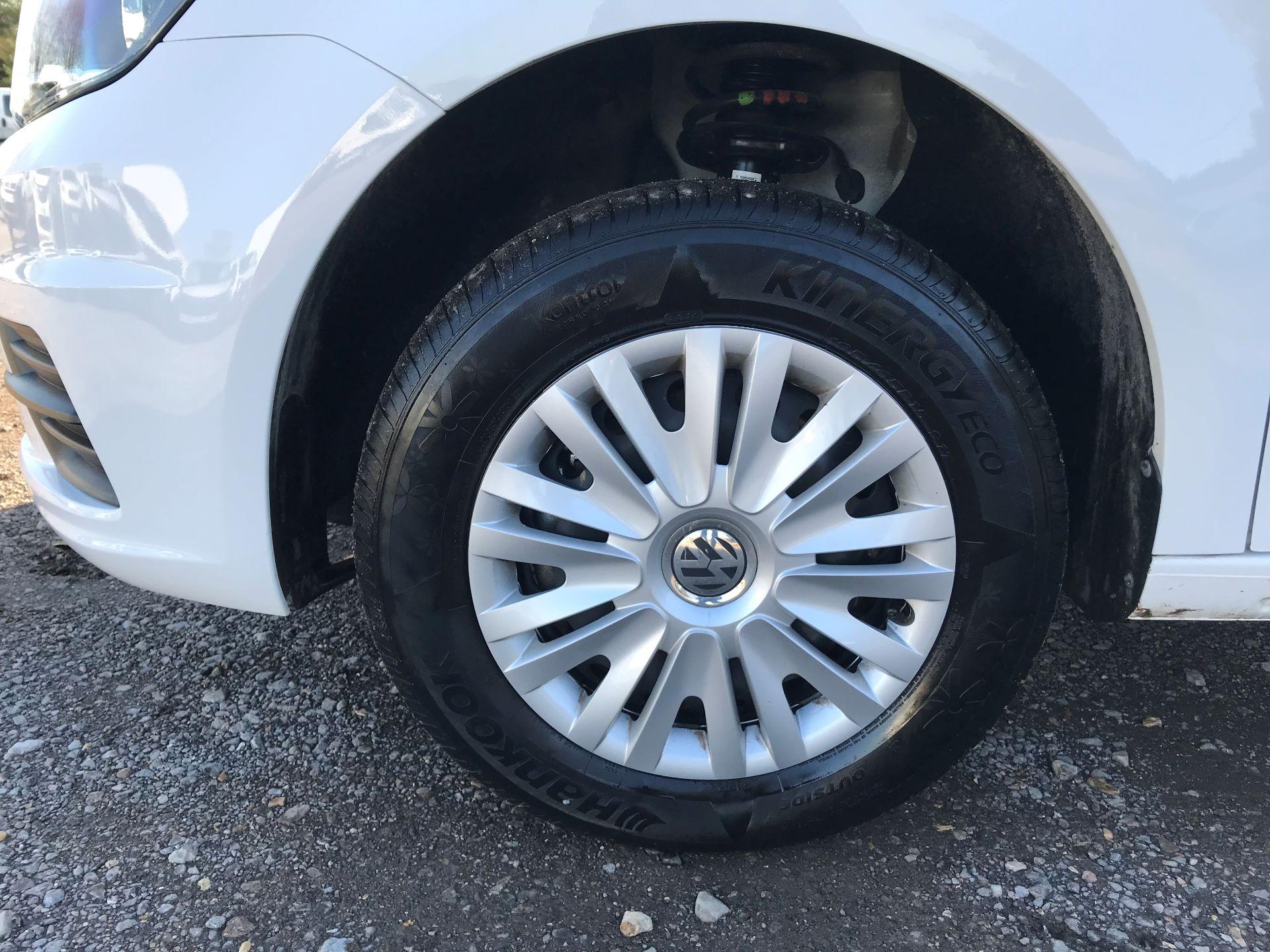 2018 Volkswagen Caddy 2.0 Tdi Bluemotion Tech 102Ps Trendline [Ac] Van (GF68FZK) Image 20